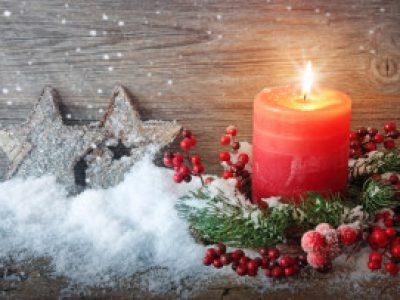 winterliche Lichterfahrt ab 17.30 Uhr